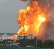 incendiu centrala electrica