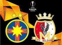 FCSB vs Milsami Orhei