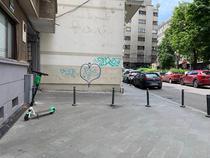 trotinetă în București