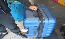 Retinut pe Otopeni, dupa ce a luat bagajul altui pasager