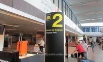Banda de bagaje Otopeni