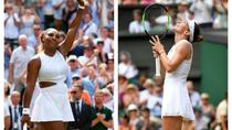 Serena Williams vs Simona Halep, finala de la Wimbledon