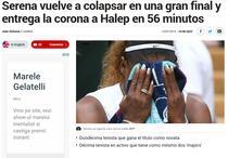 Simona Halep si Marca.com