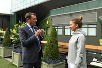 Simona Halep a intrat in All England Club
