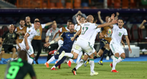 Algeria, calificata in finala Cupei Africii