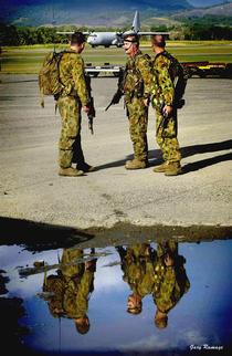 Defence force Australia