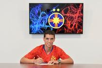 Diogo Salomao a semnat cu FCSB