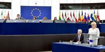 Dancila în Parlamentul European
