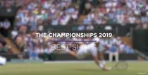 Cele mai frumoase lovituri de la Wimbledon 2019