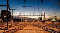 Linii de cale ferata in Elvetia