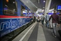 Tren de noapte austriac