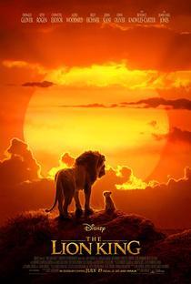 Afisul filmului The Lion King