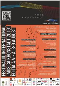 Muzica Kronstadt 2019