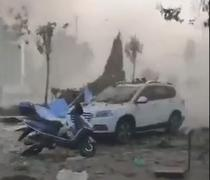 explozia a facut ravagii pe o suprafata de 3 km