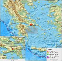 Cutremur in Grecia