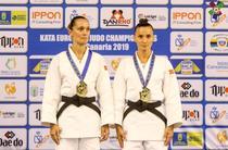 Aur pentru Alina Cheru si Alina Zaharia