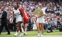Serena Williams si Simona Halep