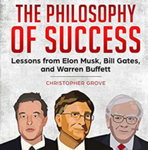Musk, Gates, Buffett