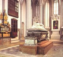 Interior din biserica Ausgustinerkirche