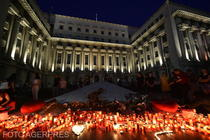 Protest in memory of Caracal victim Alexandra in Bucharest Saturday