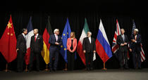 Iran Talks Vienna 2015