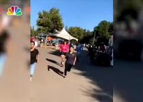 Incident armat la un festival din California