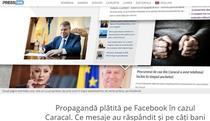 Propagandă pe Facebook - articol Pressone.ro