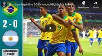 Brazilia, succes in fata Argentinei