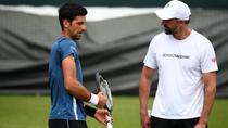 Novak Djokovic si Goran Ivanisevic