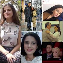 Alexandra si copiii lui Dancila, Nastase, Daea, Iordache, Oprea, stanescu