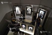 "Expoziţia ""The Art of Banksy: foto Silviu Matei"