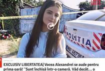 Vocea Alexandrei la 112 - pe Libertatea.ro