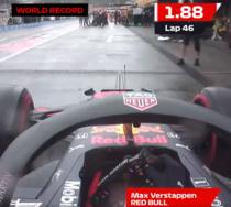 Red Bull Racing, record la schimbarea pneurilor in Formula 1