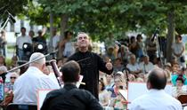 Dirijorul Florin Totan: foto Florin Ghioca