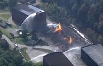 Incendiu Kentucky