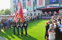 Receptia Ambasadei SUA de 4 iulie
