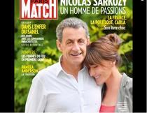 Sarkozy si carla Bruni