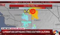 Cutremur california