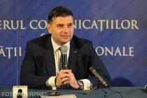 Alexandru Petrescu, ministrul Comunicatiilor