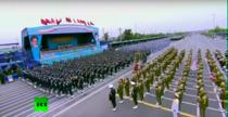 Parada militara Iran