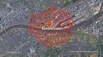 Centrul orasului Frankfurt, evacuat din cauza unei bombe