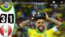 Brazilia, cea mai buna din Copa America