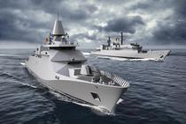 Corvete si Fregate realizate de Damen pentru Romania