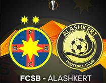 FCSB vs Alashkert