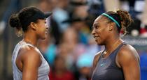 Naomi Osaka si Serena Williams
