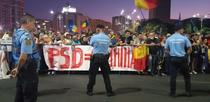 Piata Victoriei 10 august - 11