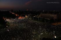Piata Victoriei 10 august
