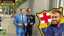 Neymar si telenovela revenirii la Barcelona