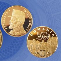 Moneda de 50 de bani