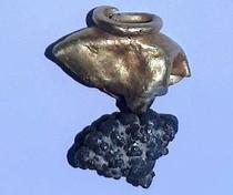 bijuterie rara gasita pe Muntele Sion